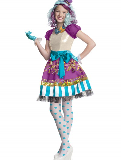 Ever After High Girls Madeline Hatter Costume