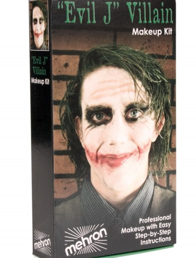 Evil J Villain Makeup Kit