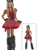 Exclusive Sexy Red Riding Wolf Costume