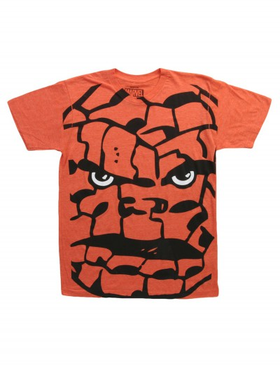 Fantastic Four Big Head Thing TShirt