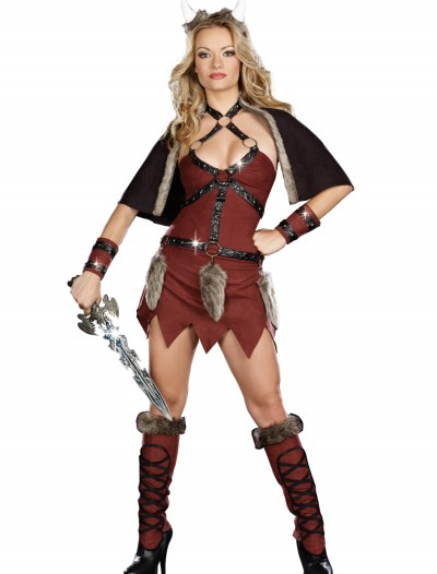 Female Viking Warrior Costume