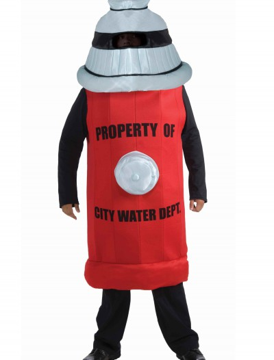 Fire Hydrant Costume