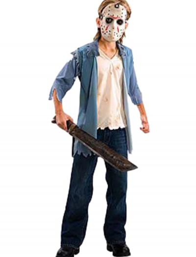 Friday the 13th Jason Teen Costume