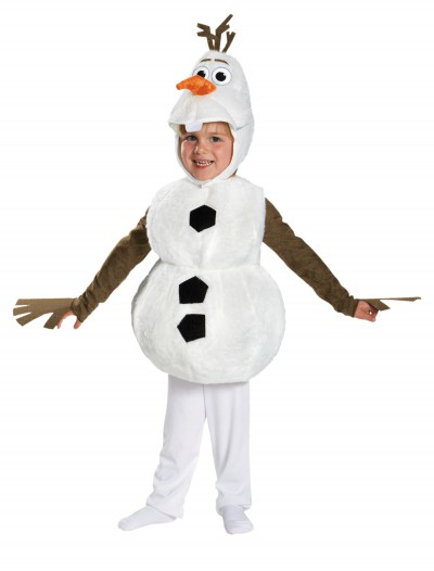 Frozen Olaf Child Costume