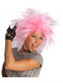 Funky Pink Punk Wig