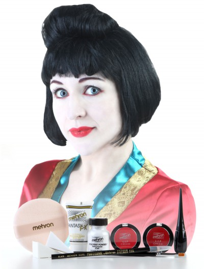 Geisha Girl Makeup Kit