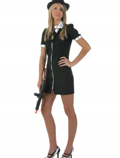 Girl Gangster Costume