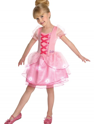 Girls Ballerina Barbie Costume