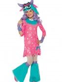 Girls Bedtime Monster Costume