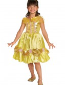 Girls Belle Sparkle Classic Costume