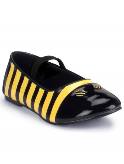 Girls Bumble Bee Shoes