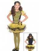 Girls Buzzy Bee Costume