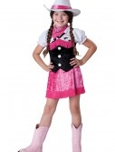 Girls Cowgirl Cutie Costume