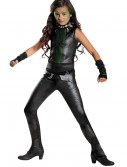 Girls Deluxe Gamora Costume