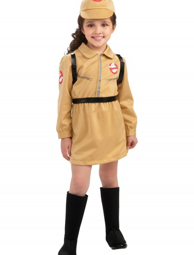 Girls Ghostbuster Costume
