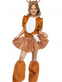 Girls Oh Deer Costume
