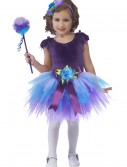 Girls Peggy Tutu Set in Purple/Turquoise