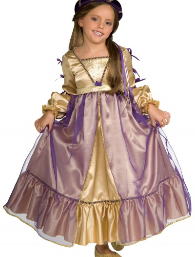 Girls Princess Juliet Costume