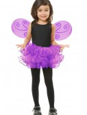 Girls Purple Pixie Tutu Set