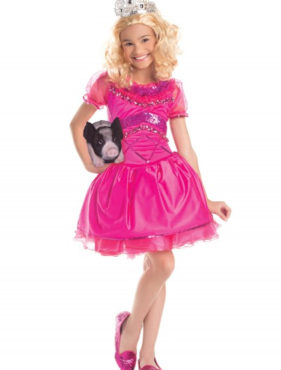 Girls Redneck Pageant Princess Costume