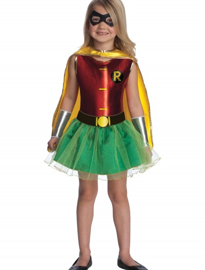 Girls Robin Tutu Costume