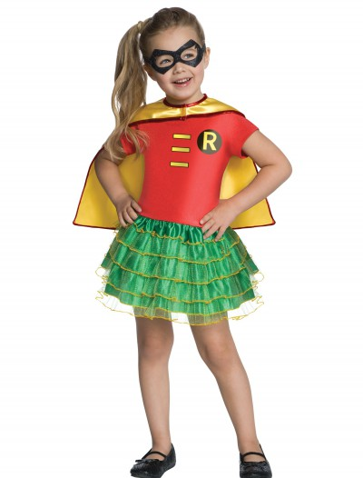 Girls Robin Tutu Dress Up Set