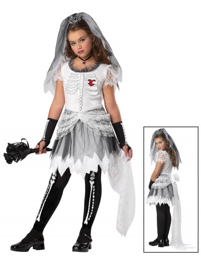 Girls Skela Bride Costume