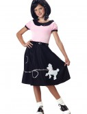 Girls Sock Hop Costume
