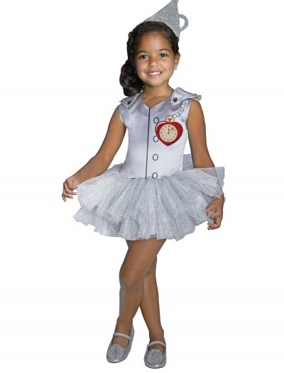Girls' Tin Girl Tutu Costume