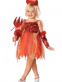 Girls Toddler Devil Costume