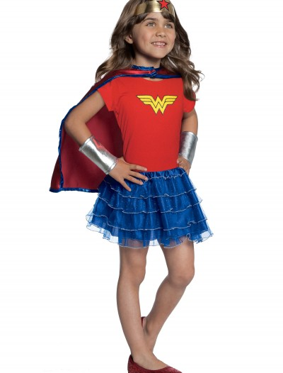 Girls Wonder Woman Tutu Set