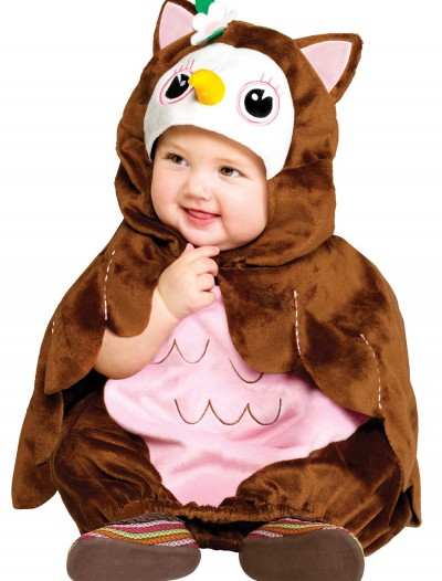 Give A Hoot Toddler Owl Costume