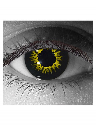 Gothika Black Wolf Contact Lenses