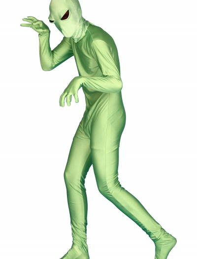 Green Alien Skin Suit