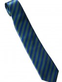Green/Blue Striped Windsor Necktie