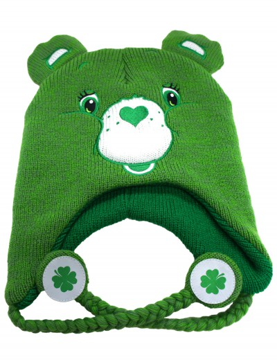Green Carebears Laplander Hat