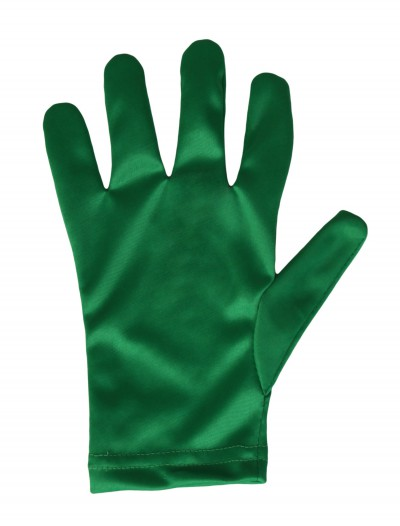 Adult Green Gloves