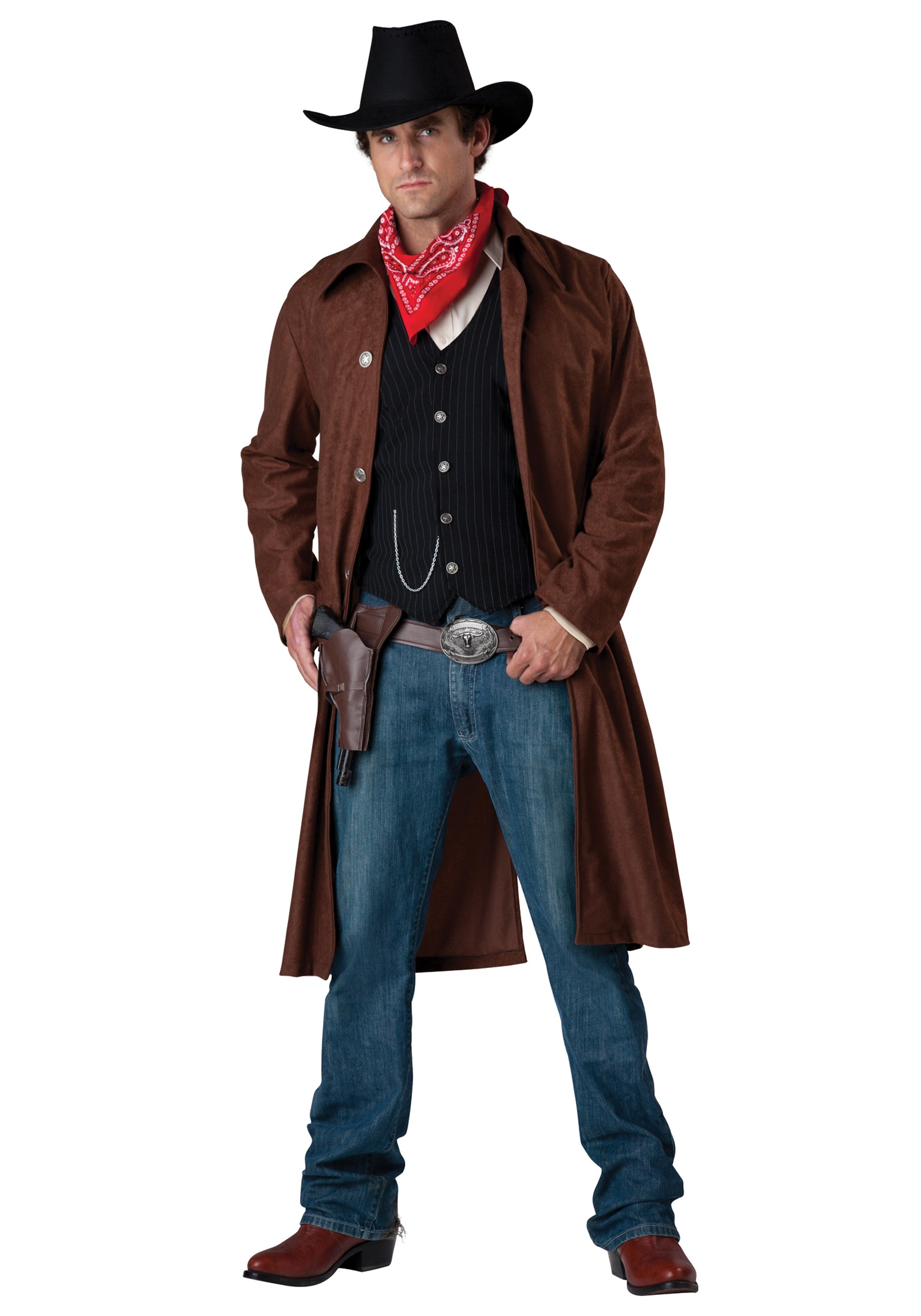 Gritty Gunslinger Costume