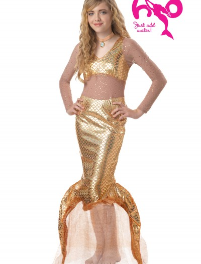 H20 Mermaid Tween Costume