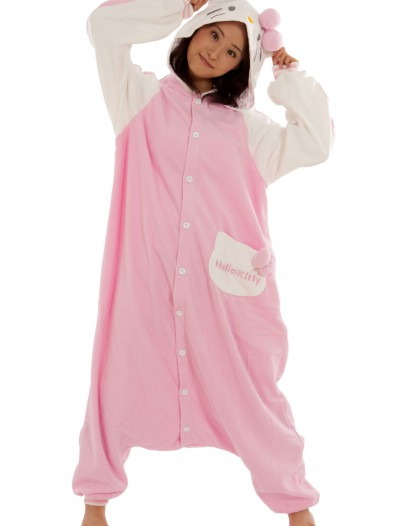 Hello Kitty Pajama Costume