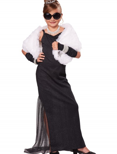 Girl's Hollywood Diva Costume