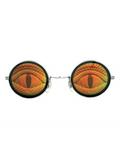 Holografix Lizard Eyes Glasses