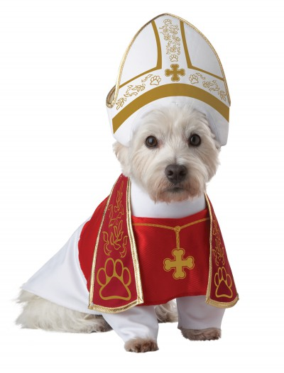Holy Hound Pet Costume