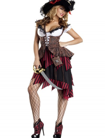 Hot Hooligan Pirate Costume