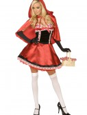 Hot Red Riding Hood Costume