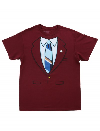 I Am Ron Burgundy Costume T-Shirt