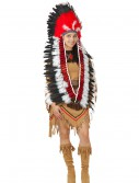 Indian Headdress with Trailer