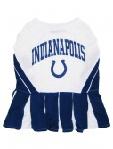Indianapolis Colts Dog Cheerleader Outfit