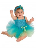 Infant Blue/Green Tutu Costume