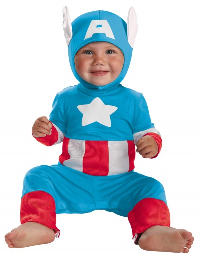 Infant Captain America Kutie Costume